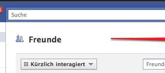 Wie man auf Facebook privates und berufliches voneinander trennt