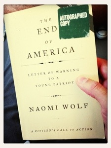 Von 2007, aber immer noch aktuell: The End of America