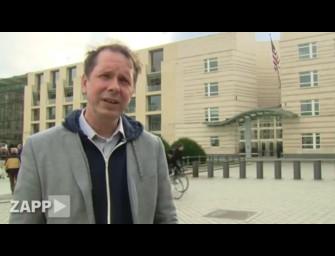 Zapp: Besuch bei Snowden – Einblicke ins Hinterzimmer