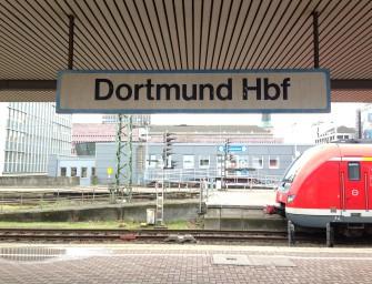 Der Einsame vom Dortmunder Bahnhof