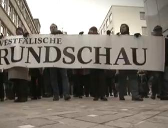 """Was wurde aus den Mitarbeitern der """"Westfälischen Rundschau""""?"""