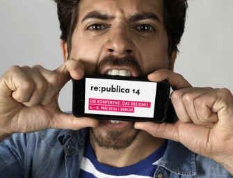 Into the wild! Mein re:publica-Fahrplan