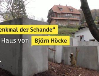 Künstler beobachten AfD-Höcke: Eine grenzwertige Idee